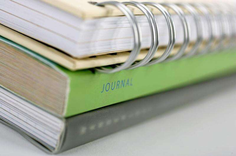 Journaling about values can be a boost for your health