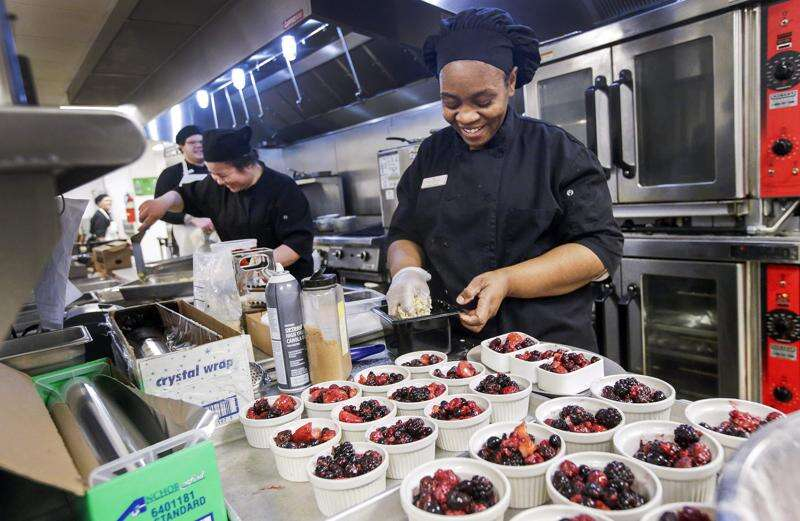 Award-winning Coralville chef adds another accolade to her resume