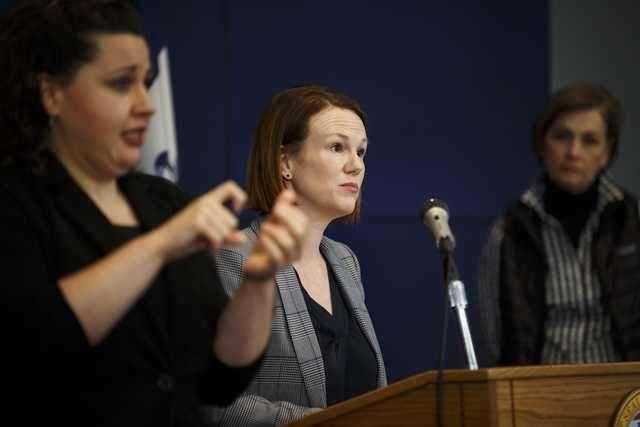 Gov. Kim Reynolds rejects $95M in federal aid for school COVID-19 testing