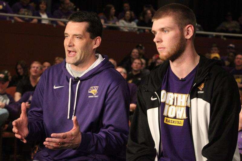 Seth Tuttle gets promotion on UNI men's basketball staff