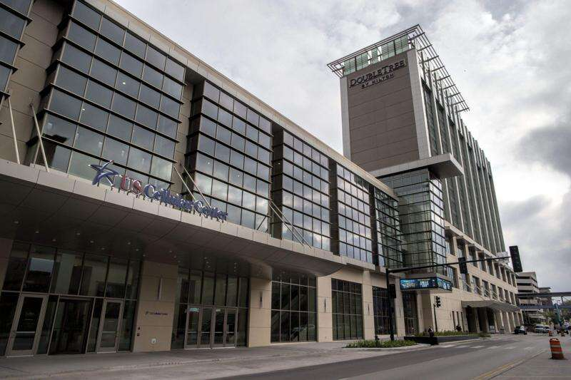 Cedar Rapids' DoubleTree Hotel and convention center to close temporarily due to impact of COVID-19
