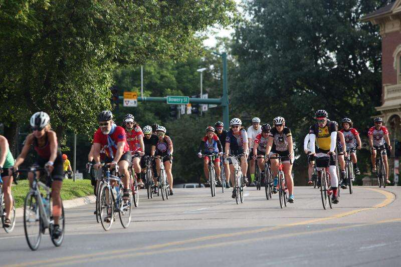 RAGBRAI 47 comes with a 'twist' in a southerly Iowa route