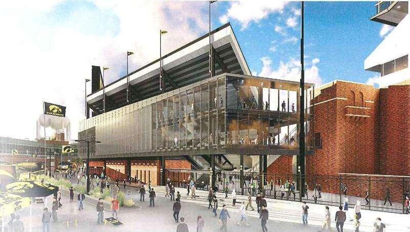Iowa AD Gary Barta believes Kinnick Stadium upgrades 'everything we wanted and needed'