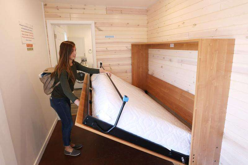 Want a 'tiny house?' Kirkwood has one for sale