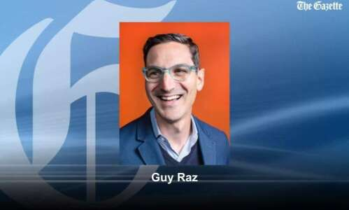 Guy Raz looks for human stories behind the businesses, will…