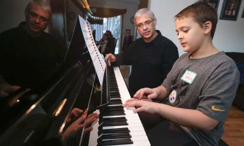 Fairfax Piano: Spreading the gift of music