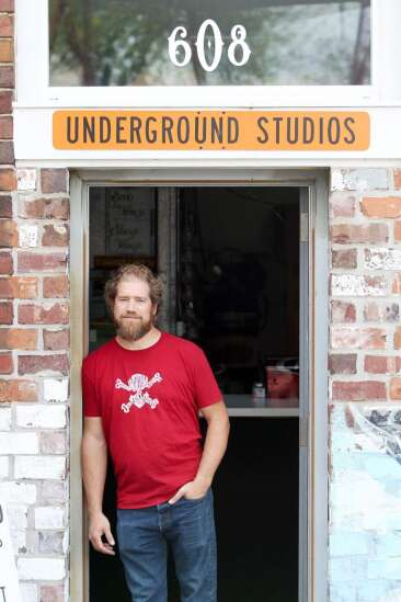 My Biz: Cedar Rapids business owner turns art into a career