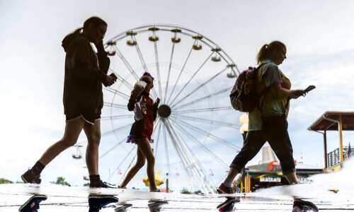 Going up: Iowa State Fair admission ticket prices