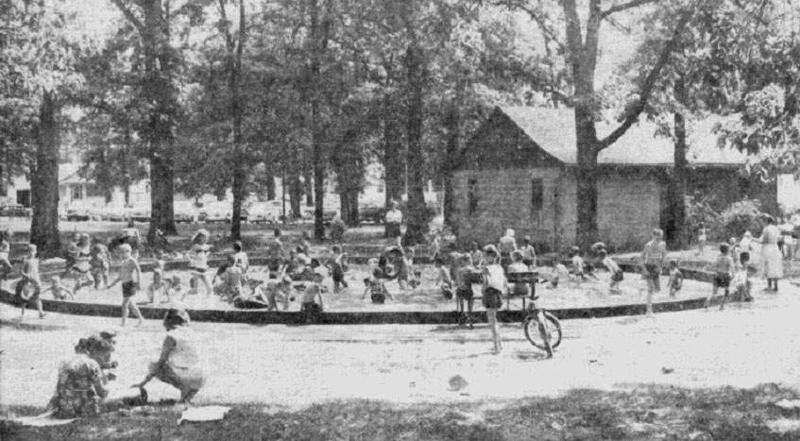 Time Machine: The last wading pool