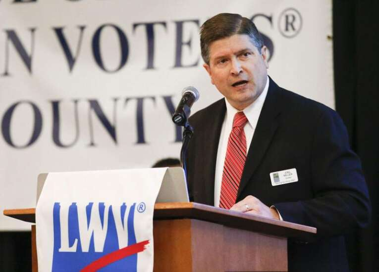 Around 294,000 Iowa voters moved to 'inactive' status