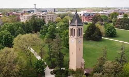 Iowa State reports 112 more COVID-19 cases