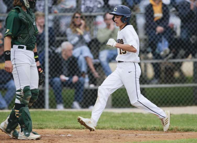 Cascade baseball continues hot hitting in victory over Cedar Rapids Washington