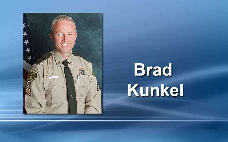 Detective Brad Kunkel announces bid for Johnson County Sheriff