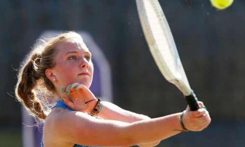 Mount Vernon riding high again in Wamac girls' tennis