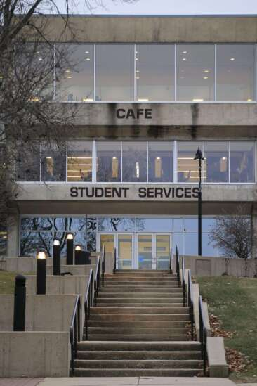 Iowa community colleges face dips in money and students