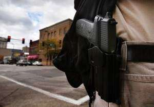 Iowa weapons permit applications up 170 percent in 2011