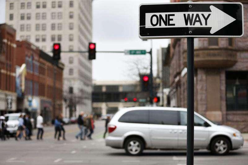 Final two-way conversion set for downtown Cedar Rapids