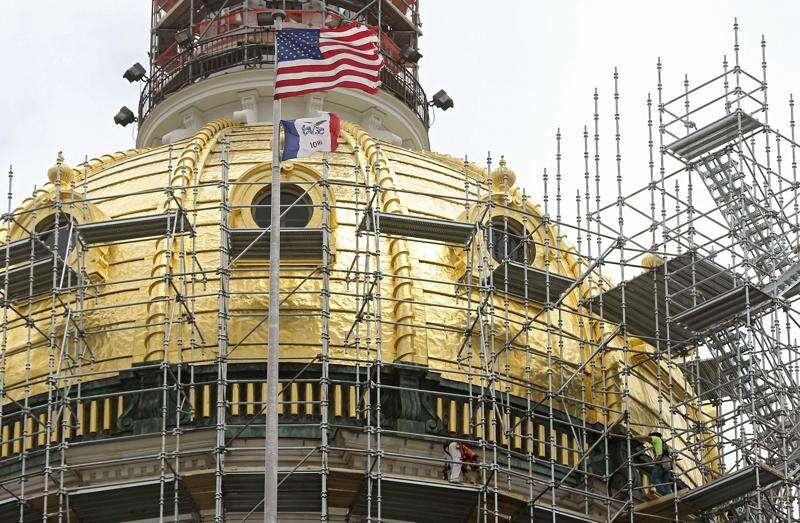 Historic bricks for sale: Iowa Capitol Digest, Feb. 24