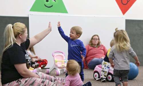 When do babies learn to talk, walk and play?