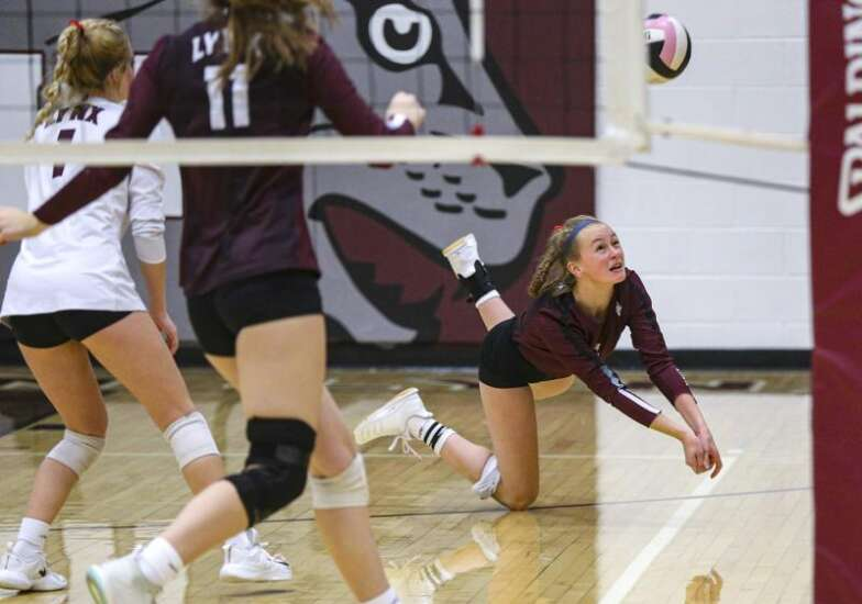 Volleyball notebook: North Linn is lagging no longer
