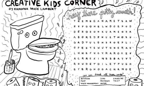 Let's talk poop: A stinkin' good time