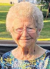 A Very Happy 95th Birthday to Doreen Moroney!