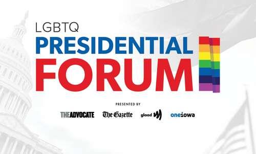 LGBTQ presidential forum: Watch the replay