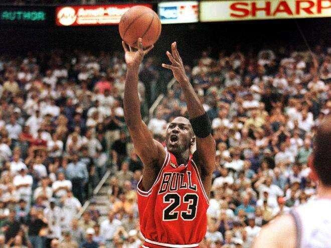 Michael Jordan's Bulls: American sports' Beatlemania