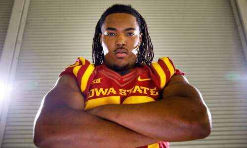 Enyi Uwazurike taking on bigger leadership role for Iowa State