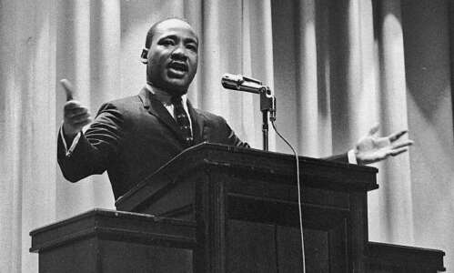 Kids Gazette: Be inspired to speak out on MLK Day.…