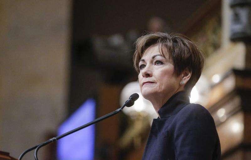 Gov. Kim Reynolds unveils her plan for tax relief
