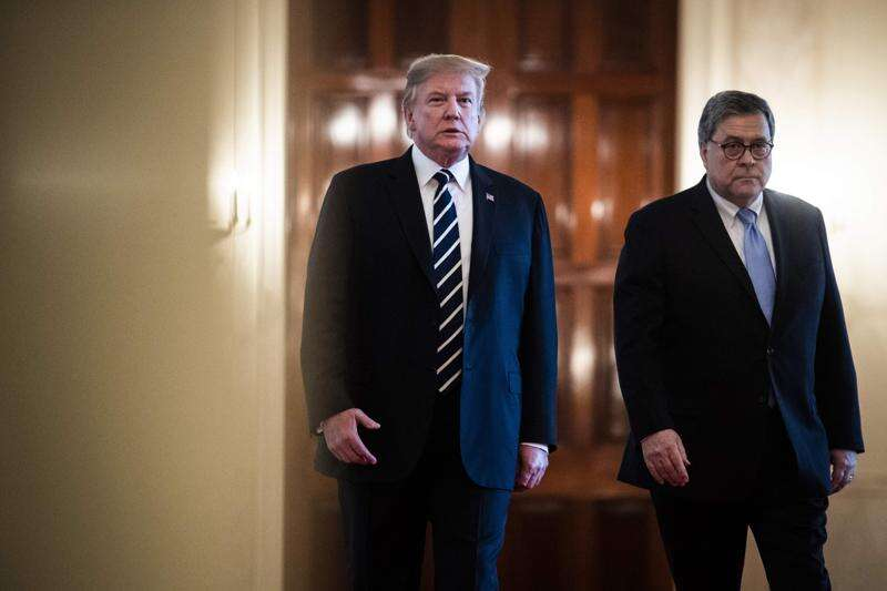 Barr to depart as attorney general, President Trump announces