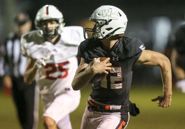Iowa high school football podcast: Previewing an early final week of the regular season