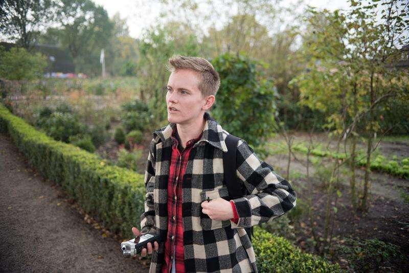 Author profile: UI graduate uses uncle's story to discuss schizophrenia