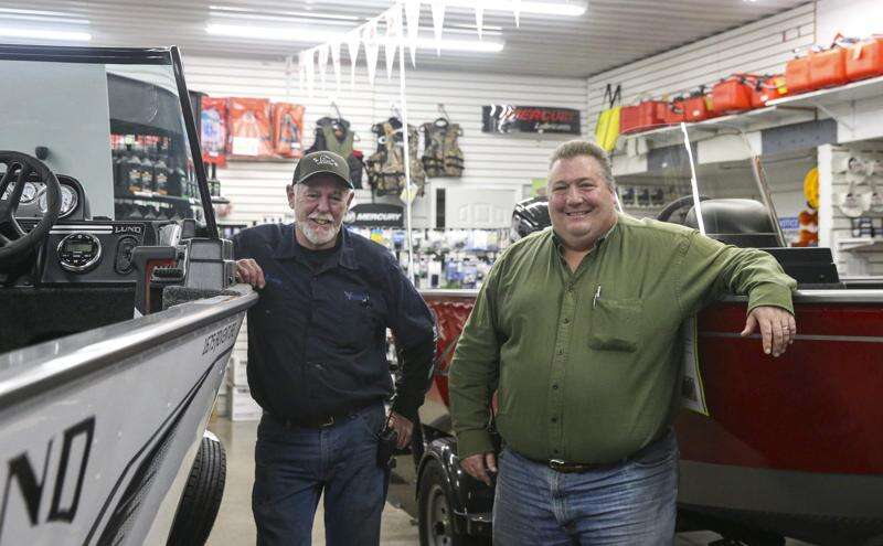 Get your orders in early if you want to hit the water this summer, SW Marine boat dealer says