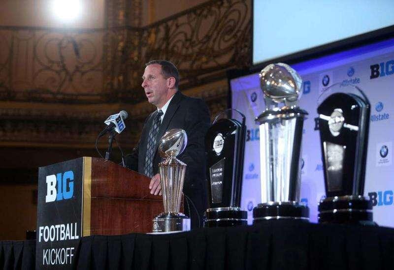 Big Ten coaches: The Transcripts of Justice