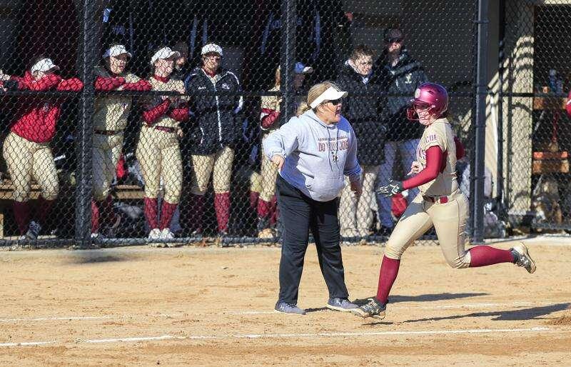 Coe softball powered by camaraderie and selfless play