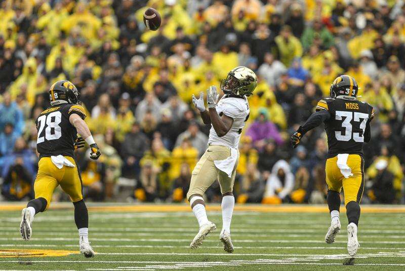 Counting down Iowa's most-tantalizing 2021 football games: No. 9 Purdue