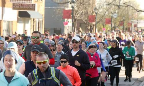 Coronavirus moves Corridor walk/run benefits online