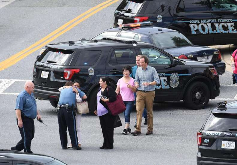 Gunman who killed 5 and wounded several others at Maryland newspaper had harassed and threatened the staff previously