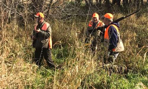 First pheasant hunt was satisfying — for most