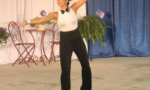 Talent at the fair