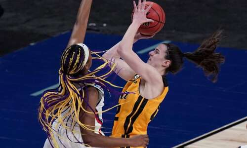 Iowa women's basketball surpassed 2021 expectations, and those hopes will…