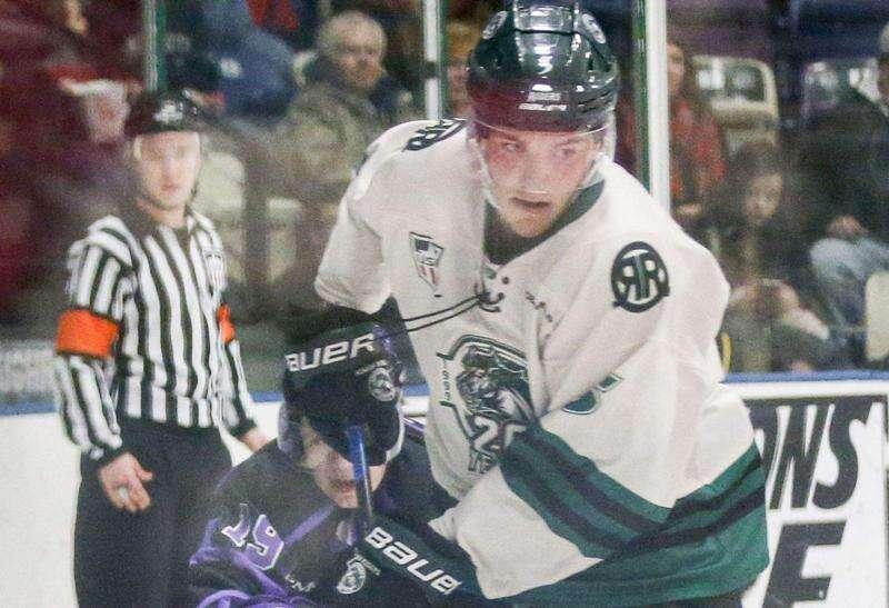 2 Cedar Rapids RoughRiders selected in 2019 NHL Draft