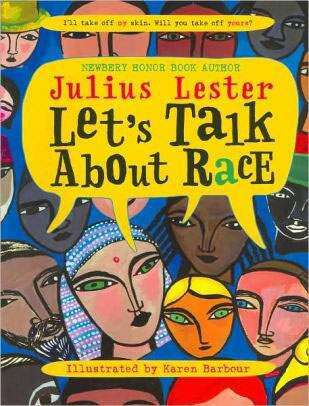 Books for children that highlight race and kindness