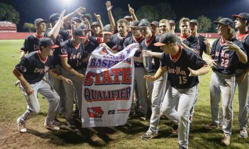 Linn-Mar baseball authors victorious underdog tale in 6-2 substate final…