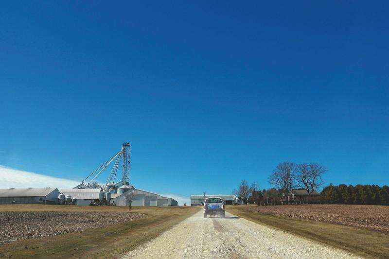 The changing face of Iowa's family farms