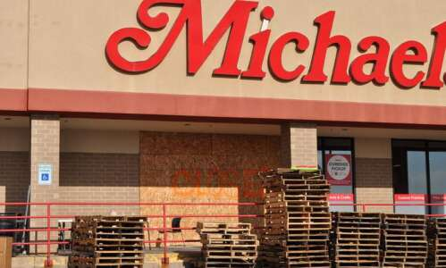 Michaels closed for major store repairs after derecho storm damage