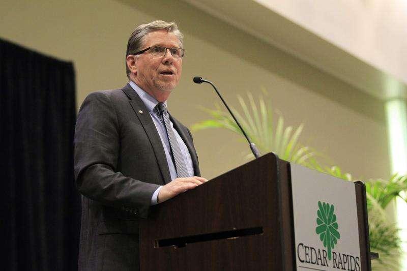 Cedar Rapids Mayor Brad Hart: Firm's derecho review will help ensure preparedness in storm response