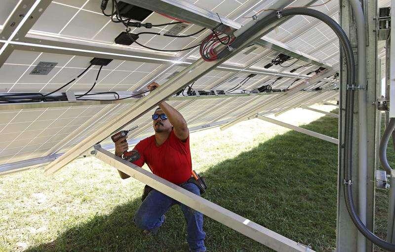 Adding solar panels to Linn County homes just got a little cheaper